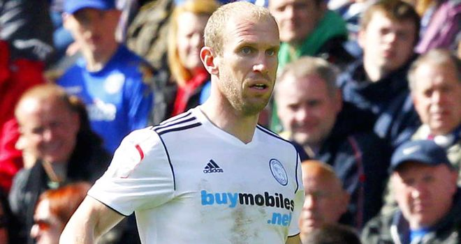 Gareth Roberts: Was replaced after 26 minutes of Derby's draw with Cardiff with a calf problem