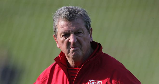 Roy Hodgson: England manager impressed by St George&#39;s Park