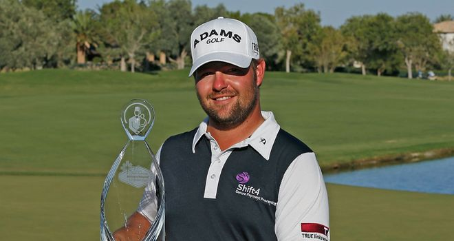 Ryan Moore: A second PGA Tour title for the American