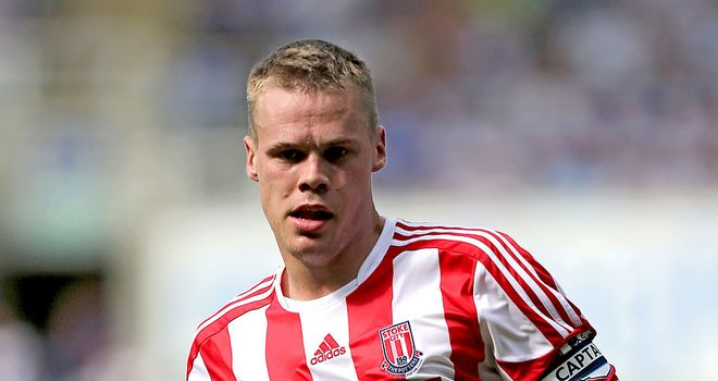 Ryan Shawcross: Stoke City defender is being monitored by several of the Premier League's big guns