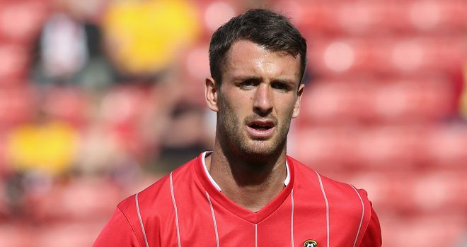 Dan Seaborne: Agreed a deal to join Charlton on loan
