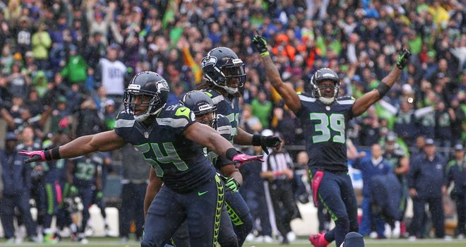 Seattle Seahawks: Moved to 4-2 after victory over New England Patriots