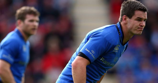 Jonathan Sexton: kicked 15 points for Leinster