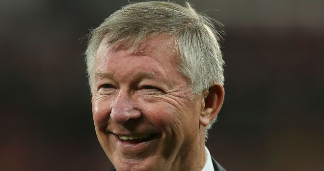 Sir Alex Ferguson: Happy how quickly his Manchester United side have adapted to new shape
