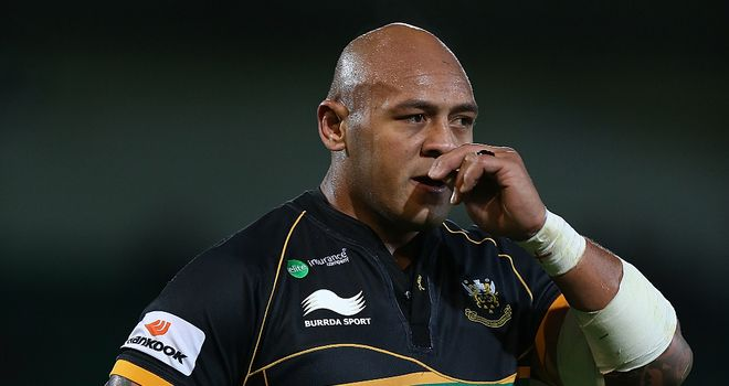 Soane Tonga'uiha: Successful seven-year stint at Franklin's Gardens