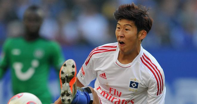 Heung-Min Son: Yet to pen new deal at Hamburg
