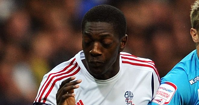 Marvin Sordell: His use of Twitter has become an issue for Dougie Freedman