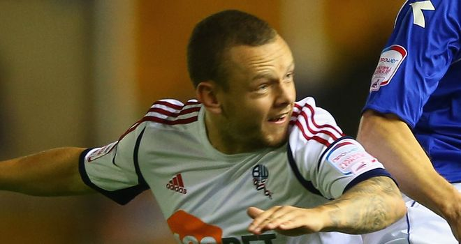 Jay Spearing: Set to sign four-year deal at Bolton