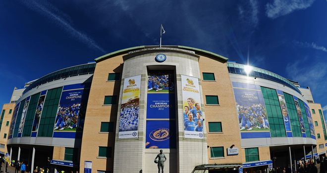 Stamford Bridge: Ticket prices will be the same as 2011/12 season