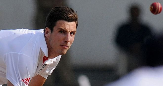Steven Finn: May be fit for first Test