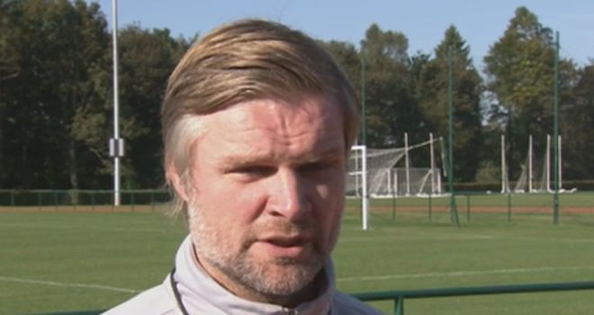 Steven Pressley: Held talks with Burnley over the manager's job at Turf Moor