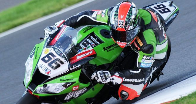 Tom Sykes: Keeps WSB title hopes alive