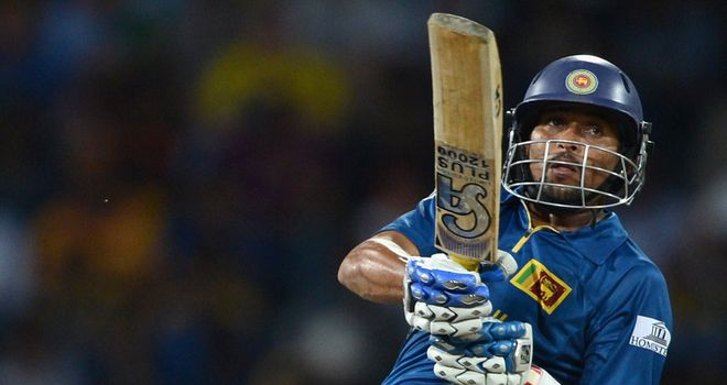Tillakaratne Dilshan: Ruled out of first Test