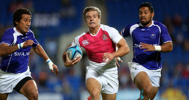Tom Mitchell: Returns to the England Sevens squad