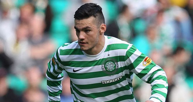 Tony Watt: Teenage striker happy to keep learning his trade at Parkhead