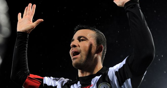 Antonio Di Natale: Scored two goals