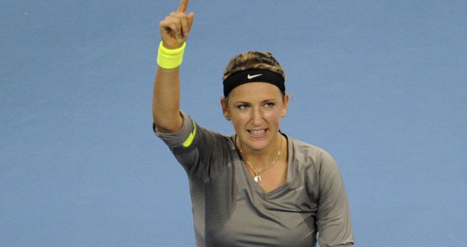 Victoria Azarenka: Lost only two games as she advanced in Linz