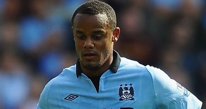 Vincent Kompany: Confident Manchester City are where they should be
