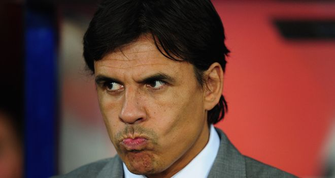 Chris Coleman: Has endured a tough start to life in international management