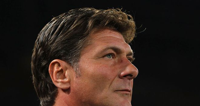 Walter Mazzarri: Will be putting players through their paces