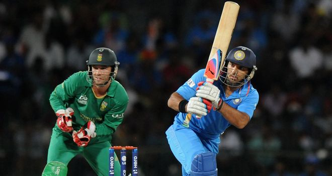Yuvraj Singh: In the frame for Test call-up to face England