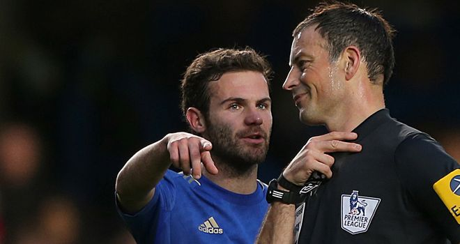 Mark Clattenburg: Chelsea bring in an external legal team