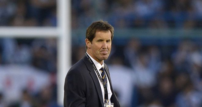 Robbie Deans: Relieved to beat Azzurri in Italy