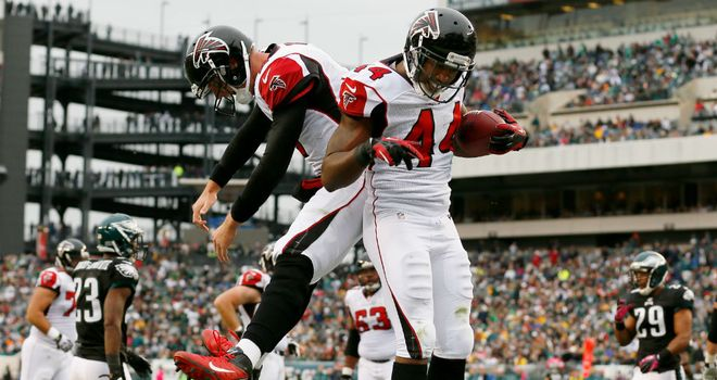 Will the Falcons be flying high on Sunday?