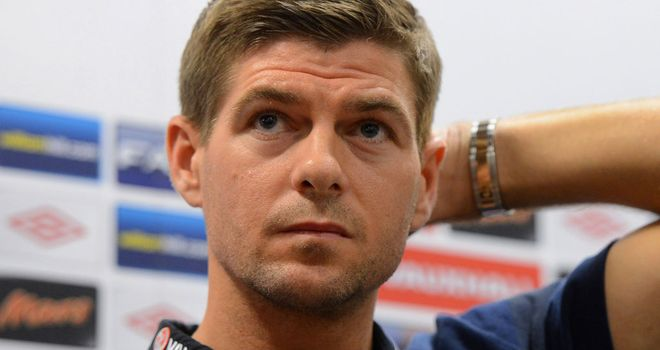 Steven Gerrard: Dismissed claims from Patrick Vieira over English youngsters