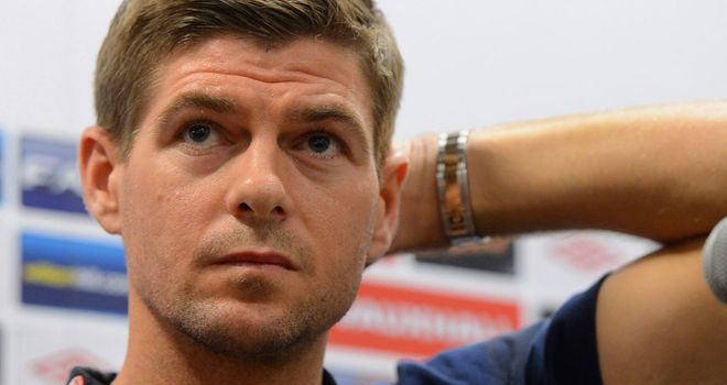 Steven Gerrard: Disappointed not to have more points but remains confident England will qualify for Brazil 2014
