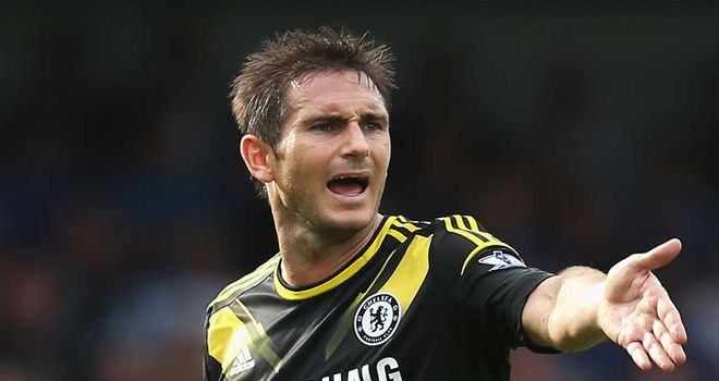 Frank Lampard: Would be welcomed with open arms to the MLS