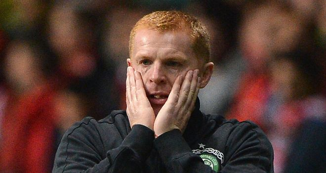 Neil Lennon: Home alone