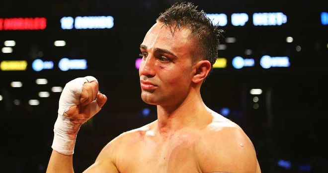 Paulie Malignaggi: Now looking to fight Maidana next