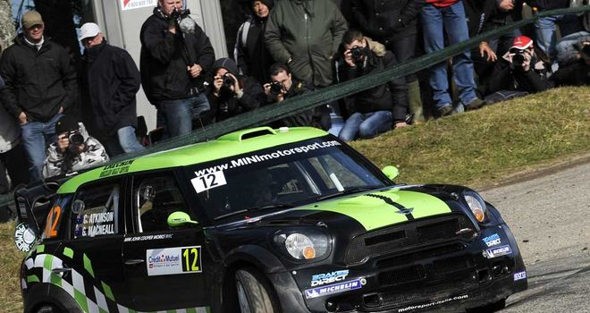 Mini: Pulling out of World Rally Championship