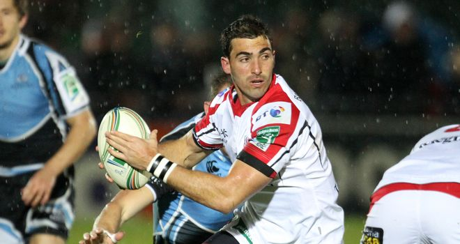 Ruan Pienaar: 21 points for the Ulster fly-half
