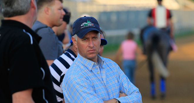 Todd Pletcher: Eyes on the Breeders' Cup Juvenile