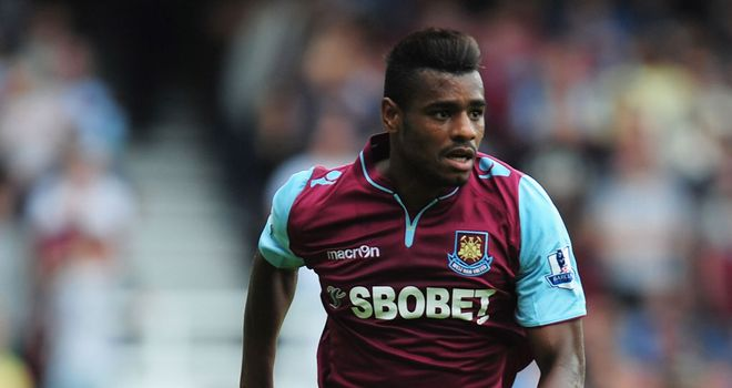 Ricardo Vaz Te: The West Ham striker has issued a warning to his team-mates