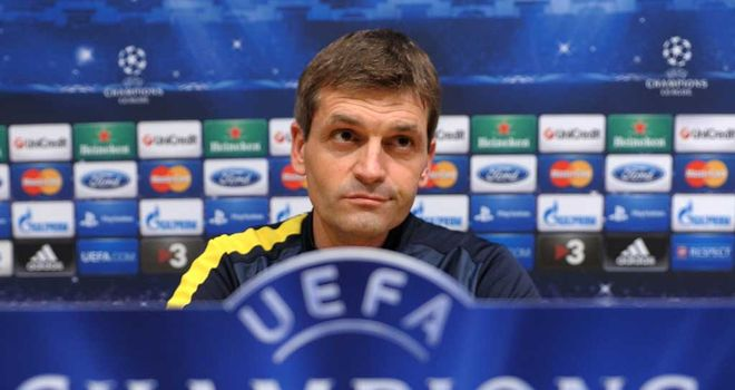Tito Vilanova: Hoping Barcelona can retain top spot in Group G