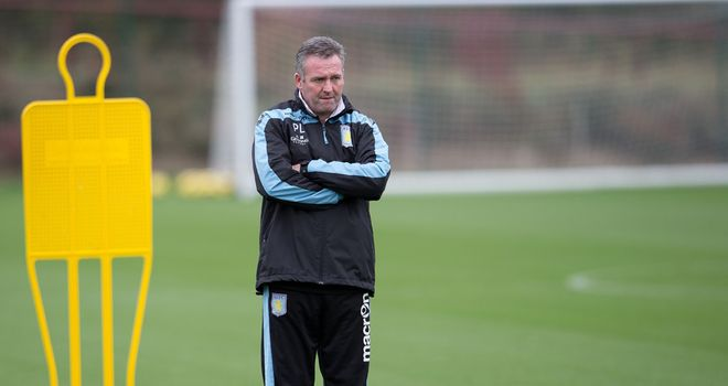 Paul Lambert: Villa have offered Ihab Naser an opportunity to impress