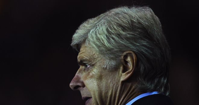 Arsene Wenger: Another defeat by Schalke would put the Arsenal boss under extra scrutiny