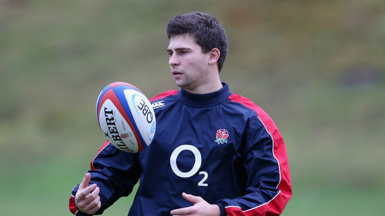 Ben Youngs: Leicester scrum-half keen for England to express themselves in final autumn Test