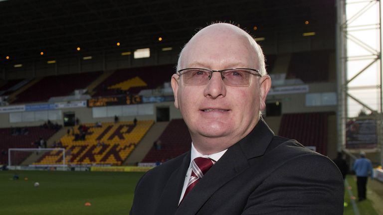 John McGlynn: 'This is probably the most difficult time for HMFC'