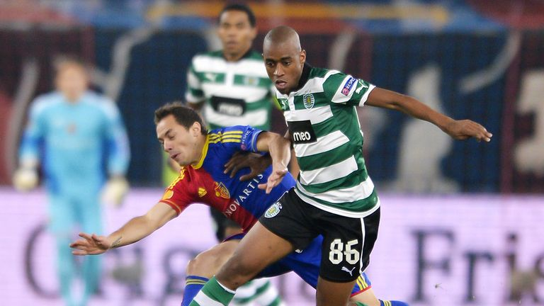 Gelson Fernandes: Swiss midfielder has made several moves since leaving Man City in 2009