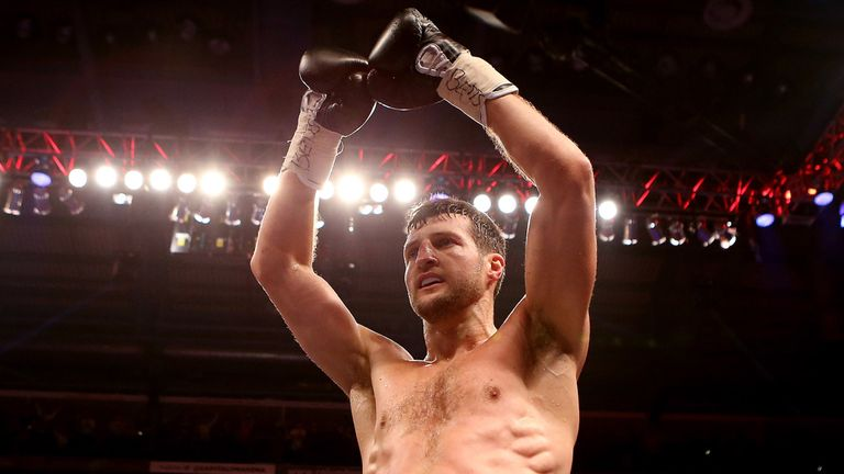 Carl Froch: Kessler loss is one of just two defeats on his record
