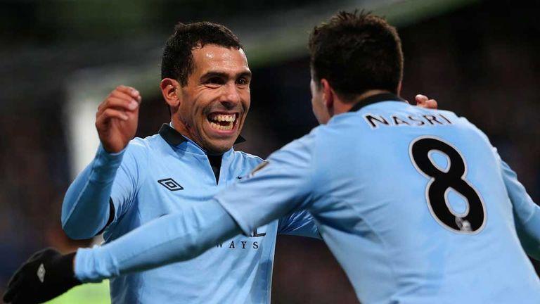 Carlos Tevez: Confident Manchester City have firepower to defend Premier League crown