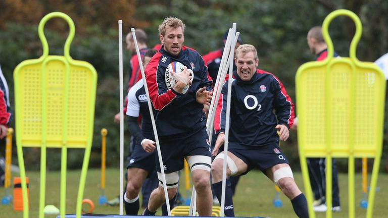 Robshaw is determined to right the wrongs of the Australia defeat
