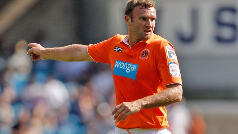 Ian Evatt: Blackpool defender out for up to a month