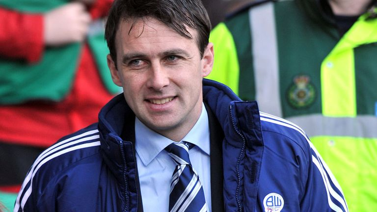 Dougie Freedman: Pleased with Bolton's progress