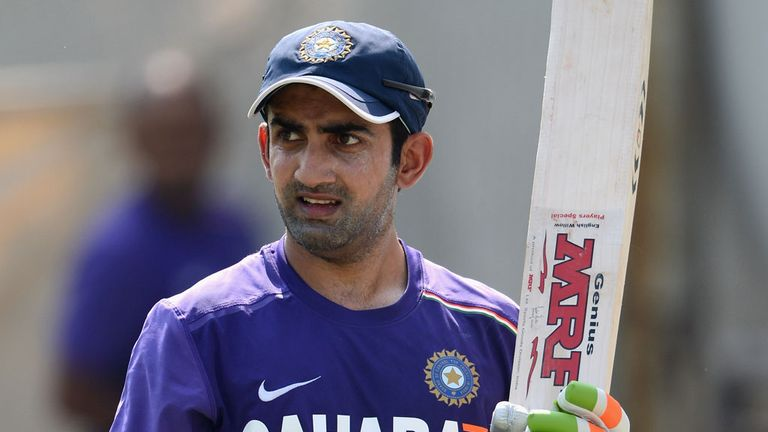 Gautam Gambhir: Has not scored a Test century for over three years