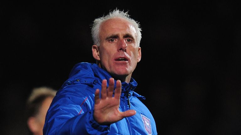 Mick McCarthy: Just a bad day for Ipswich as Brighton leave with points